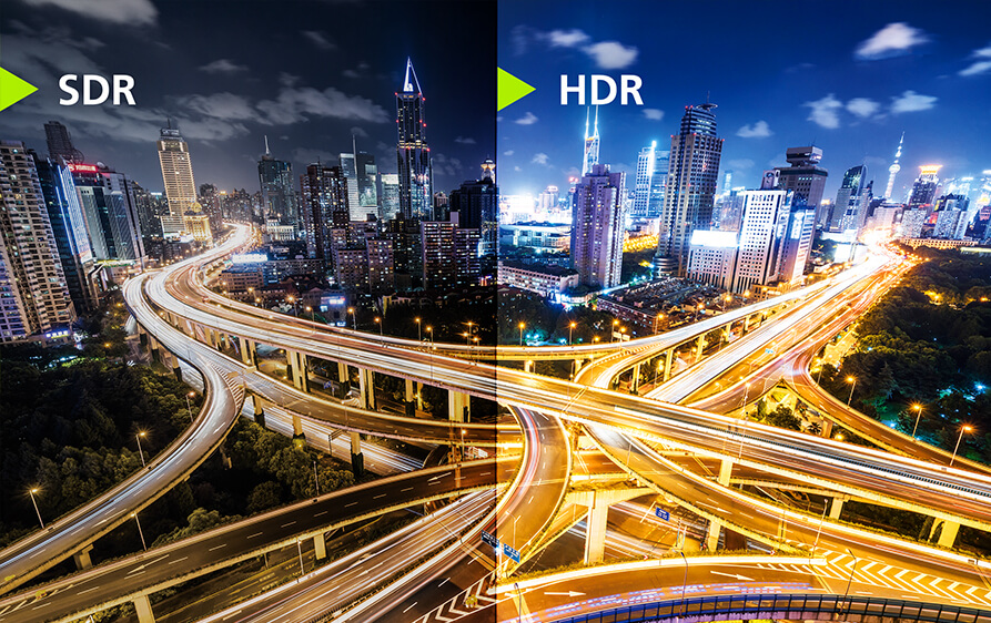 نتيجة بحث الصور عن HDR